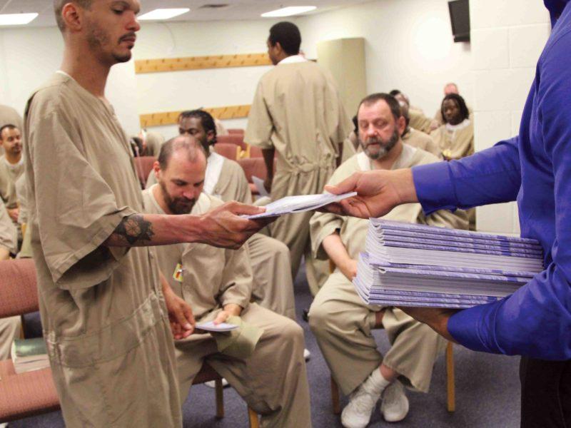 Literature | Gospel Echoes Team Prison Ministry