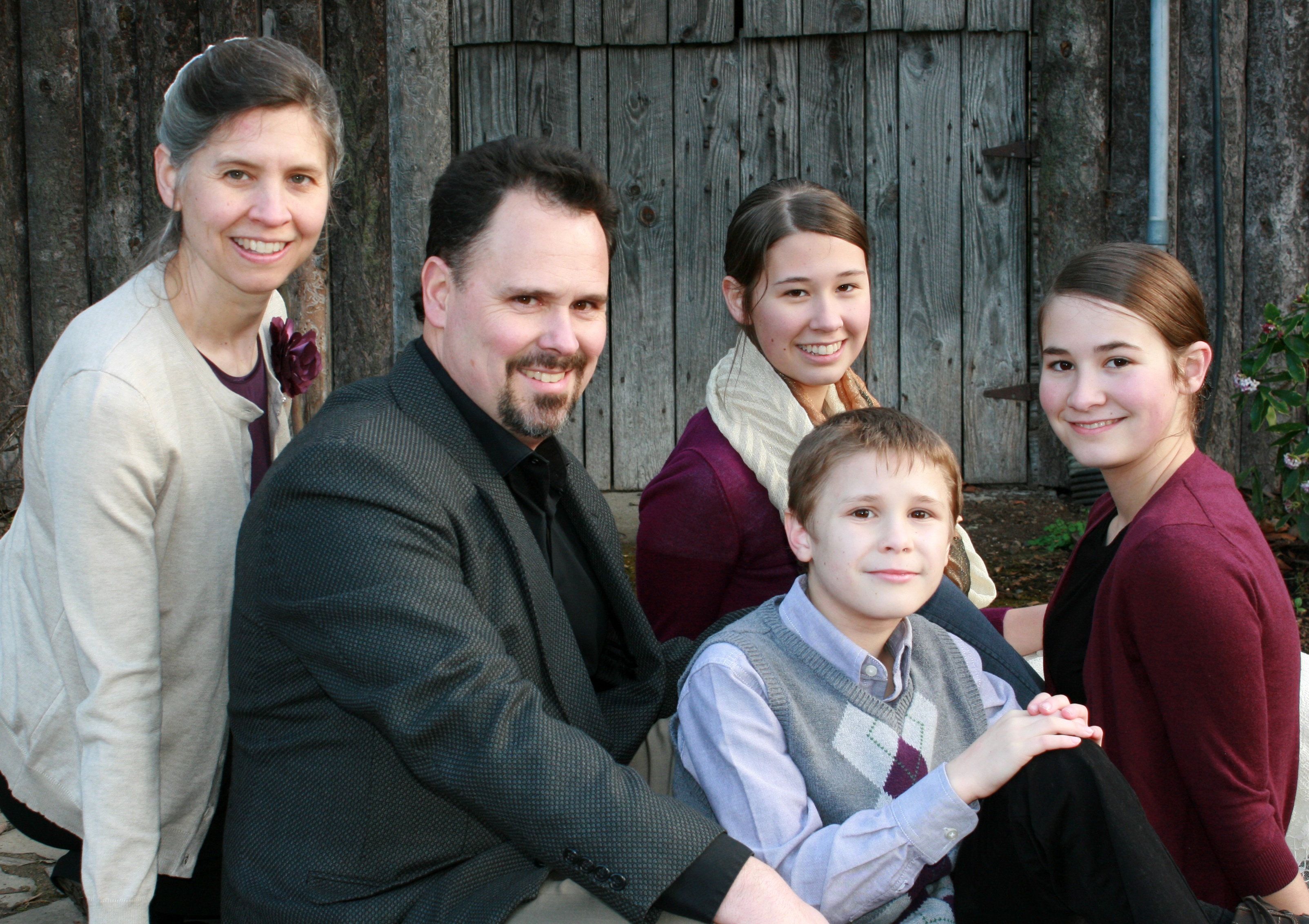 Gospel Echoes Crossroads Team