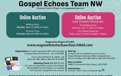 Gospel Echoes Northwest Online Auction